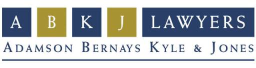 Adamson Bernays Kyle & Jones Logo